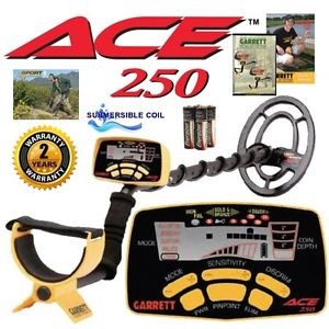 WYKRYWACZ GARRETT ACE 250