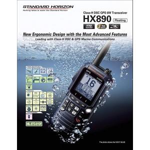 STANDARD HORIZON HX890E DSC GPS ATIS NOWOŚĆ 2019
